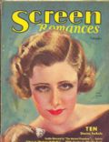 Irene Dunne on the cover of Screen Romances (United States) - February 1933