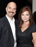Valerie Bertinelli and Tom Valetti