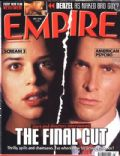 Christian Bale, Neve Campbell on the cover of Empire (United Kingdom) - May 2000