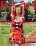 Daria Widawska on the cover of Pani (Poland) - July 2009