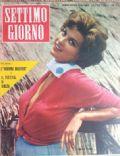 Settimo Giorno Magazine [Italy] (11 September 1958)