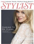 Naomi Watts on the cover of Stylist Magazine (United Kingdom) - September 2013