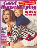 Kathie Lee Gifford on the cover of Good Housekeeping (United States) - November 1992