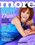 Sally Field on the cover of More (United States) - February 2003