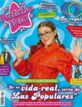 Laura Esquivel on the cover of Patito Feo (Argentina) - October 2007