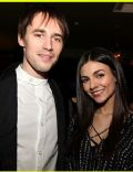 Victoria Justice and Reeve Carney