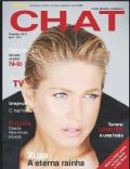 Xuxa Meneghel on the cover of Chat (Brazil) - December 2012