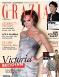 Victoria Beckham on the cover of Grazia (Indonesia) - July 2010