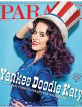Katy Perry on the cover of Parade (United States) - July 2012