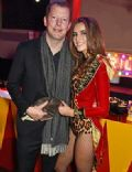 Elle Basey and Nathan Rothschild