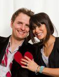 Greg Bryk and Danielle Nicholas