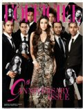 Karisma Kapoor on the cover of L Officiel (India) - April 2011
