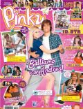 Andres Gil on the cover of Pinky (Italy) - February 2012