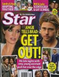 Angelina Jolie, Brad Pitt on the cover of Star (United States) - September 2011