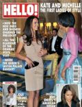 Hello! Magazine [United Kingdom] (6 June 2011)