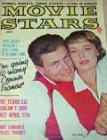 Roger Smith on the cover of Movie Stars (United States) - July 1961