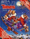TV Times Magazine [United Kingdom] (21 December 1986)