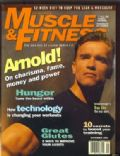 Arnold Schwarzenegger on the cover of Muscle Fitness (United States) - September 1994