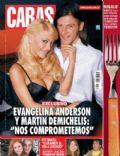 Caras Magazine [Argentina] (15 July 2008)