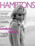 Lindsay Lohan on the cover of Hamptons (United States) - September 2005