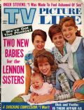Dianne Lennon, Janet Lennon, Kathy Lennon, Peggy Lennon on the cover of TV Picture Life (United States) - December 1964