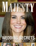 Majesty Magazine [United Kingdom] (February 2011)