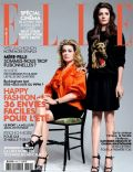 Catherine Deneuve on the cover of Elle (France) - May 2011