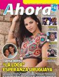 Ahora Magazine [Uruguay] (11 November 2011)