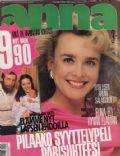 anna Magazine [Finland] (17 January 1989)
