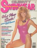 Heather Locklear on the cover of Celebrity Swimwear (United States) - April 1985