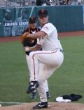 Matt Cain's perfect game