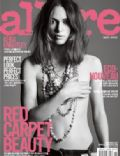 Keira Knightley on the cover of Allure (South Korea) - November 2007