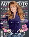 Jane Seymour on the cover of Woman and Home (South Africa) - July 2011