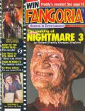 Robert Englund on the cover of Fangoria (United States) - June 1987