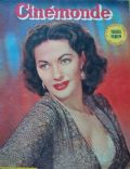 Cinemonde Magazine [France] (16 October 1953)