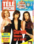 Tele Poche Magazine [France] (12 January 2004)