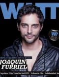 Joaquín Furriel on the cover of Watt (Argentina) - November 2011