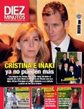 Diez Minutos Magazine [Spain] (23 May 2012)