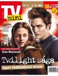 TV Mini Magazine [Czech Republic] (19 November 2011)
