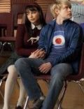 Naya Rivera and Chord Overstreet