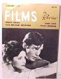 Christopher Reeve on the cover of Films In Review (United States) - January 1979