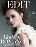 Christina Ricci on the cover of The Edit (United Kingdom) - July 2013