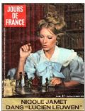 Jours de France Magazine [France] (14 January 1974)