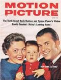 Dick Clark on the cover of Motion Picture (United States) - April 1959