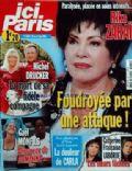 Ici Paris Magazine [France] (10 June 2008)