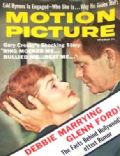 Debbie Reynolds on the cover of Motion Picture (United States) - November 1959