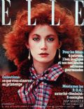 Tara Shannon on the cover of Elle (France) - February 1979