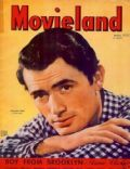 Gregory Peck on the cover of Movieland (United States) - March 1945