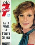 Télé 7 Jours Magazine [France] (6 July 1974)