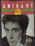 Al Pacino on the cover of Antrakt (Turkey) - February 1992